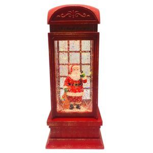 waterball telephone box 206005 snowball