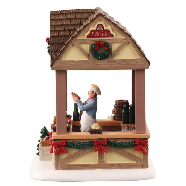 christmas market bratwurst 04735 lemax