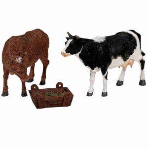 feeding cow & bull 12512 lemax