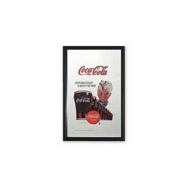 specchio coke coca cola