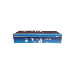 tin box pall mall