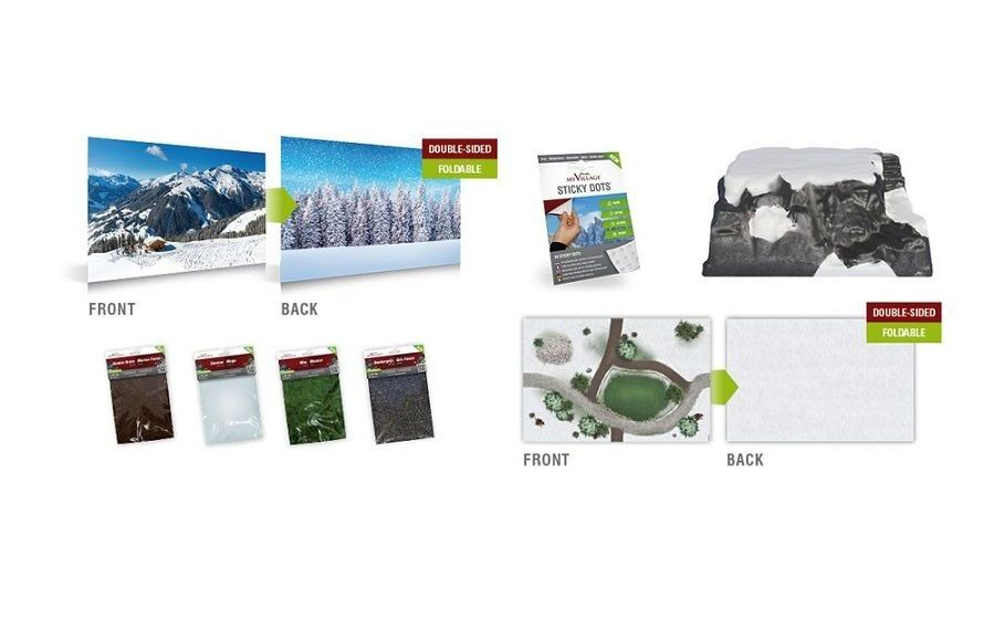 starter kit mybk01 myvillage lemax