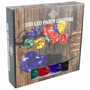 partylight multicolor feste